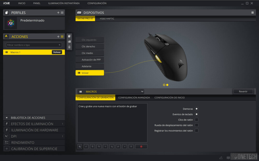 Corsair Katar Pro XT, un nuevo ratón gamer ultraligero - Análisis 25