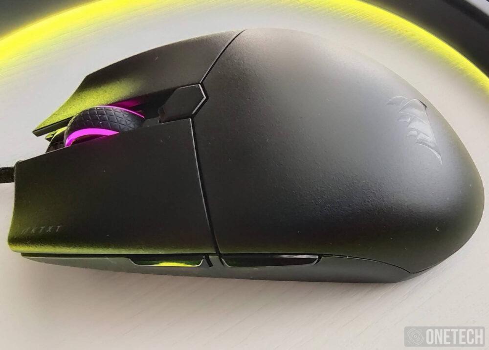 Corsair Katar Pro XT, un nuevo ratón gamer ultraligero - Análisis 30