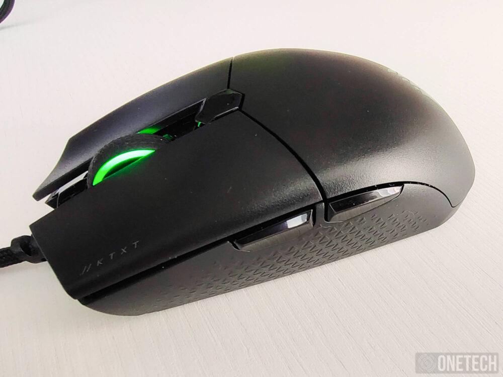 Corsair Katar Pro XT, un nuevo ratón gamer ultraligero - Análisis 27