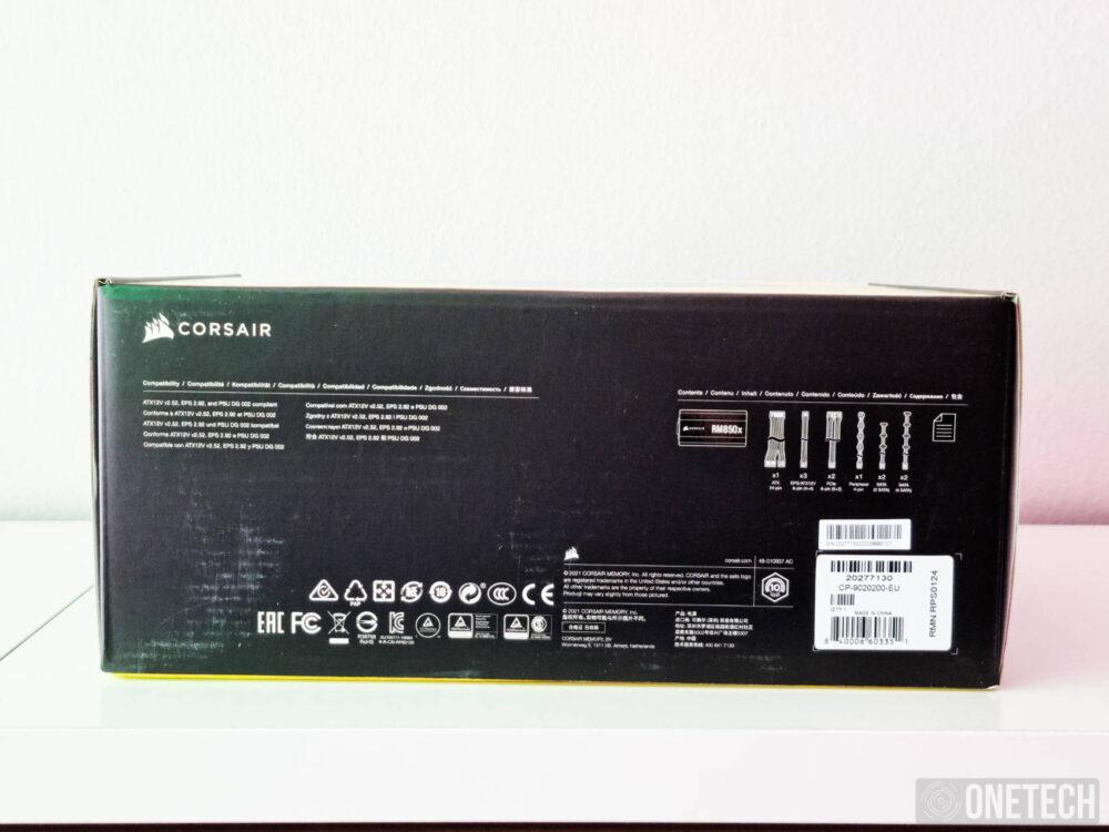 Corsair RM850x (2021), una fuente todoterreno - Análisis 7