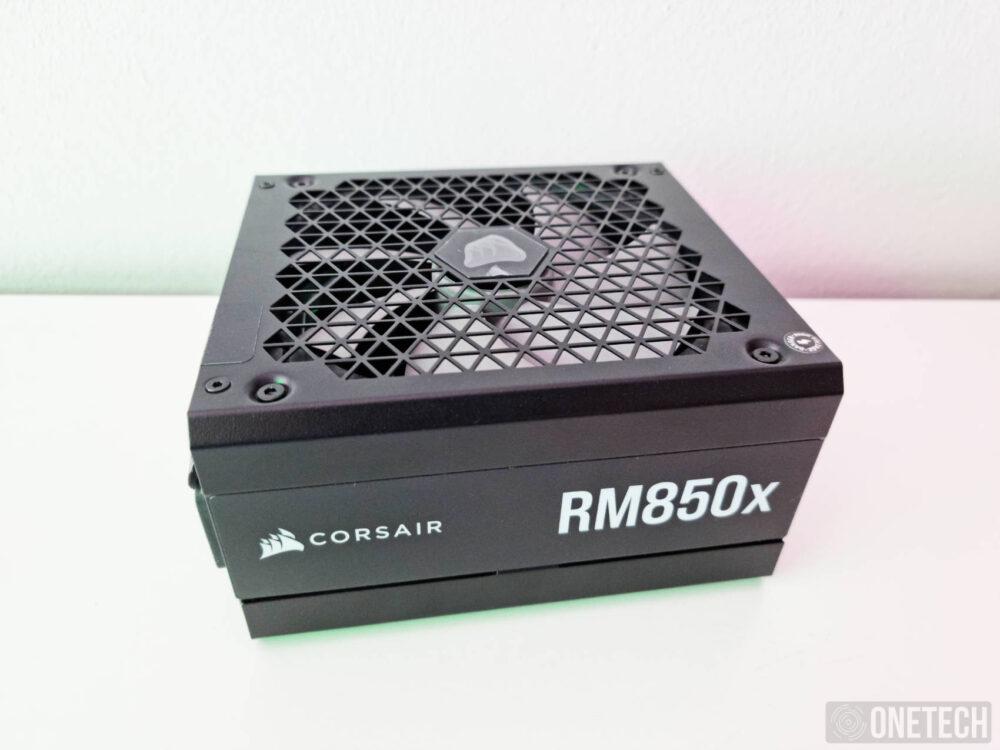 Corsair RM850x (2021), una fuente todoterreno - Análisis 12