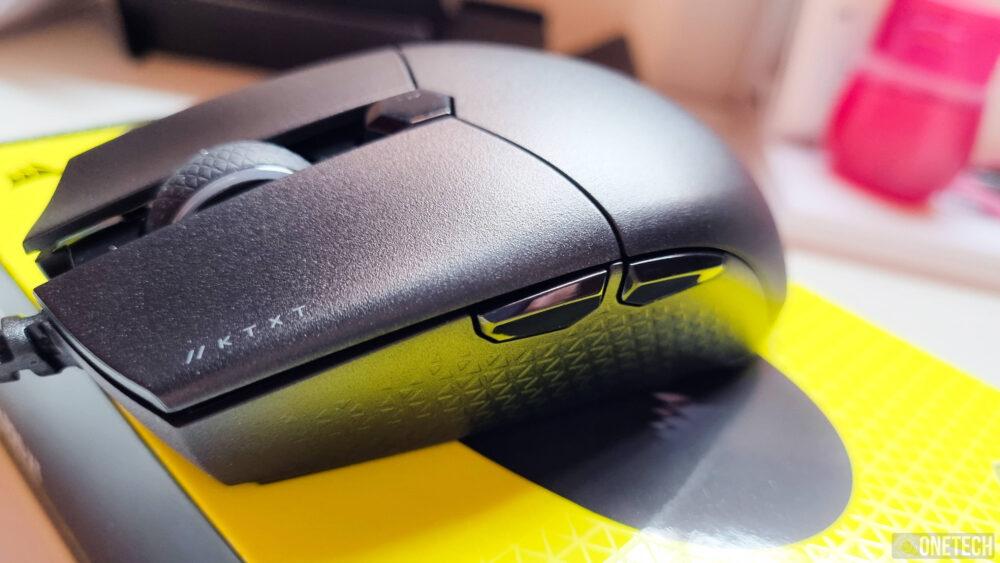 Corsair Katar Pro XT, un nuevo ratón gamer ultraligero - Análisis 10