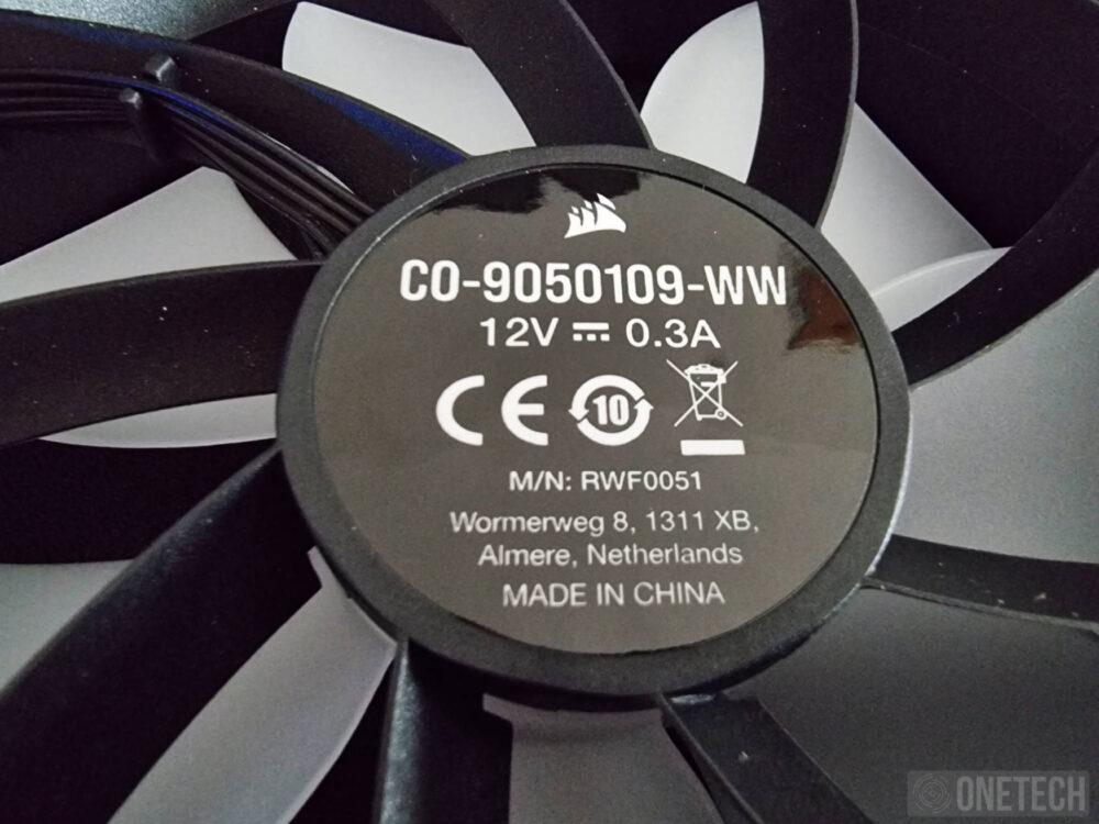 Corsair iCue SP120 RGB Elite: kit de ventiladores con Lightning Node CORE - Análisis 5
