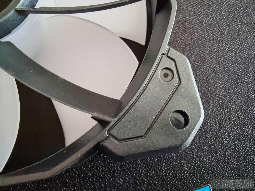 Corsair iCue SP120 RGB Elite: kit de ventiladores con Lightning Node CORE - Análisis 7
