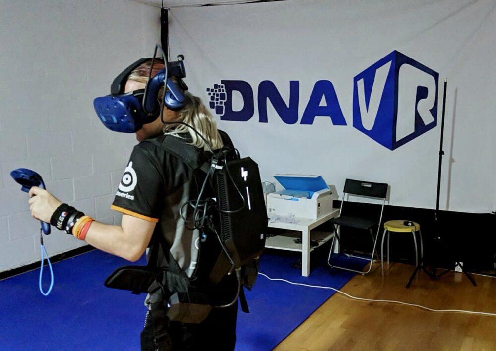 Se abrirá en Londres el primer salón arcade de Realidad Virtual 1