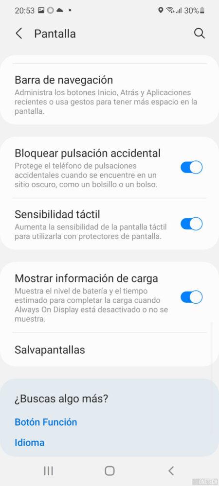 Samsung Galaxy S21, sin necesidad de apellidos para destacar - Análisis 20