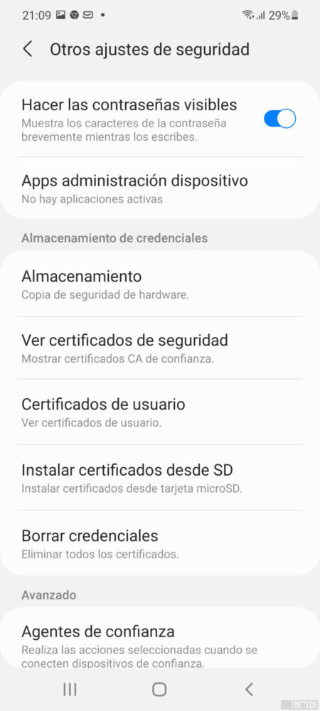 Samsung Galaxy S21, sin necesidad de apellidos para destacar - Análisis 26