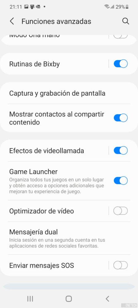 Samsung Galaxy S21, sin necesidad de apellidos para destacar - Análisis 29