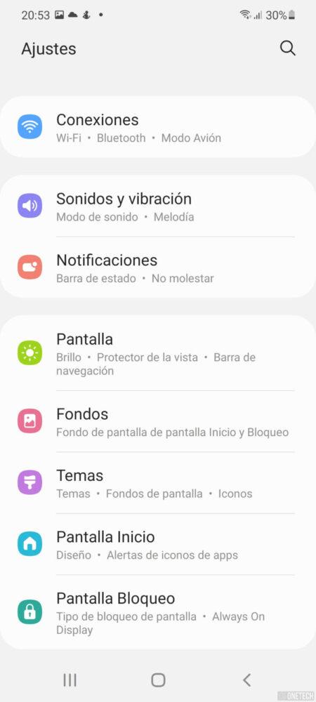 Samsung Galaxy S21, sin necesidad de apellidos para destacar - Análisis 13