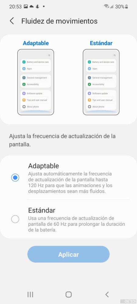 Samsung Galaxy S21, sin necesidad de apellidos para destacar - Análisis 15