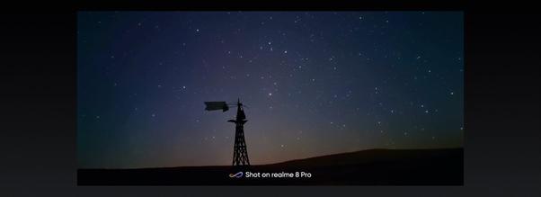 El Realme 8 Pro estrenará cámara de 108MP 12