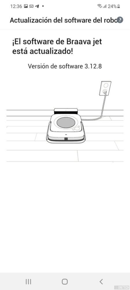 iRobot Braava jet m6, el mejor compañero de tu Roomba - Análisis 21