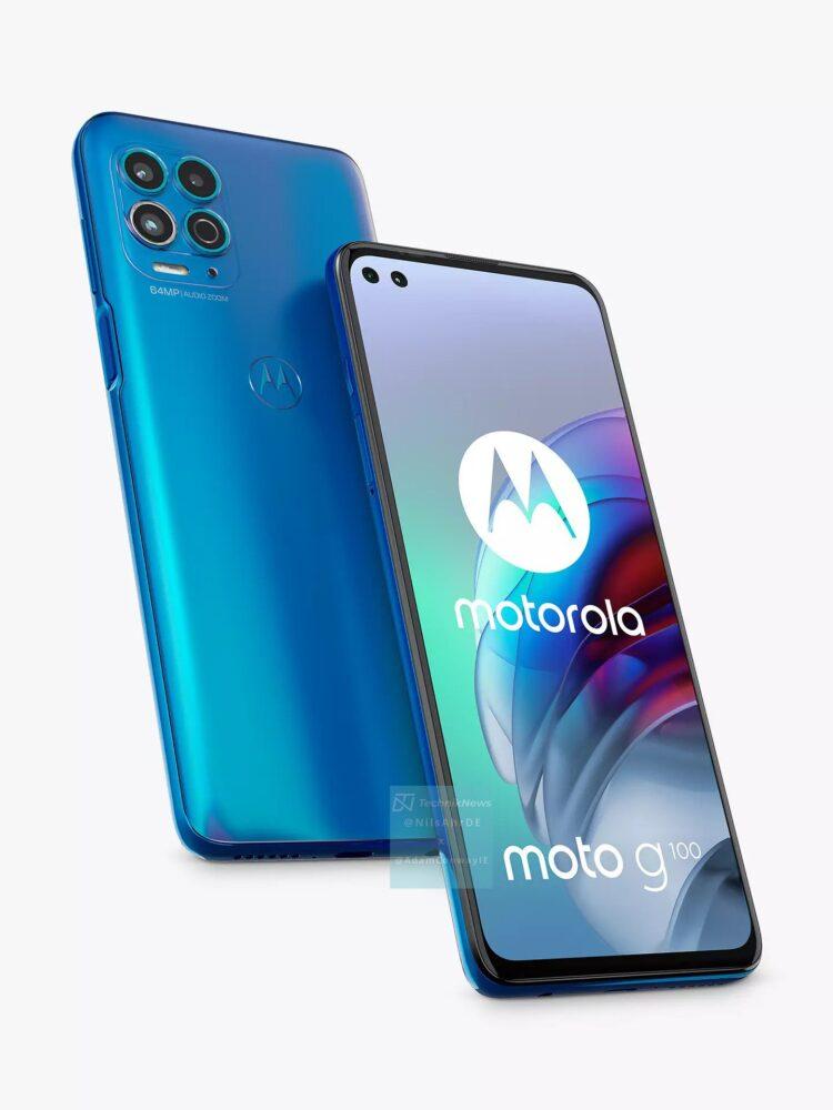 El Motorola Moto G100 se filtra en imágenes con algunas especificaciones 2