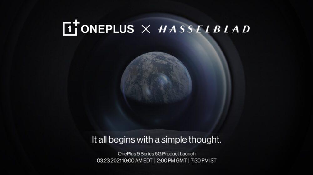 El OnePlus 9 ya tiene fecha de lanzamiento y confirma la asociación con Hasselblad para sus cámaras