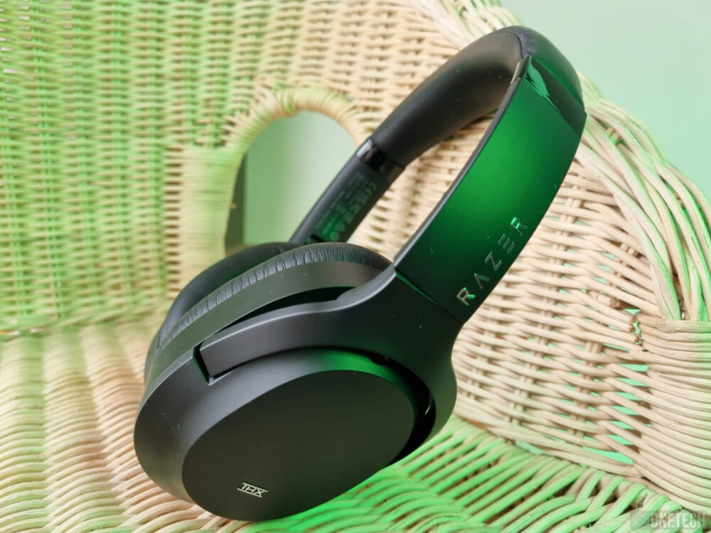 Razer Opus, sonido inalámbrico THX con cancelación de ruido activa - Análisis 10