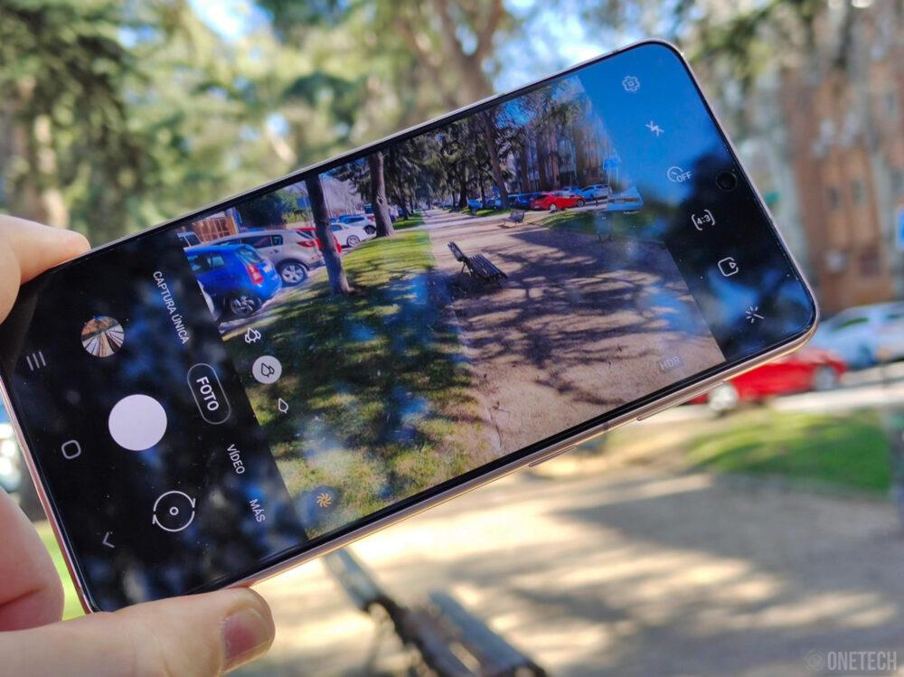 Samsung Galaxy S21, sin necesidad de apellidos para destacar - Análisis 32