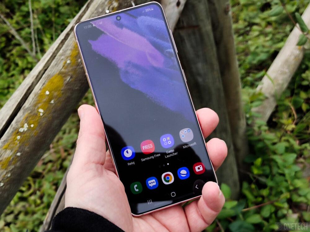 Samsung Galaxy S21, sin necesidad de apellidos para destacar - Análisis 8