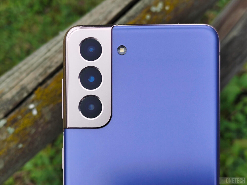 Samsung Galaxy S21, sin necesidad de apellidos para destacar - Análisis 9