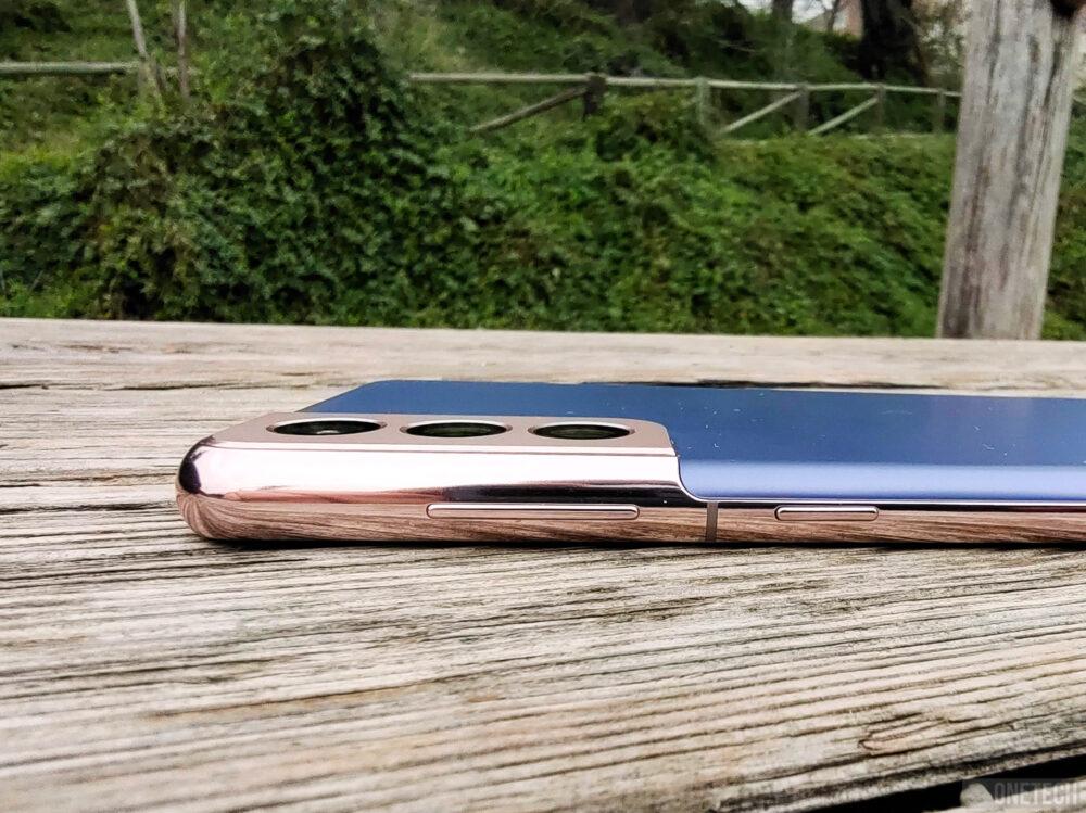 Samsung Galaxy S21, sin necesidad de apellidos para destacar - Análisis 2