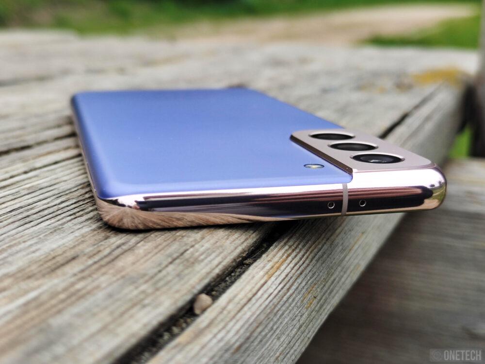 Samsung Galaxy S21, sin necesidad de apellidos para destacar - Análisis 4