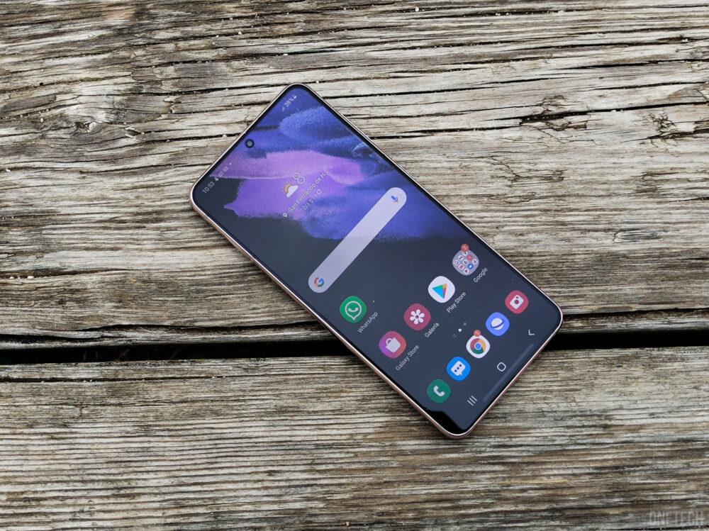 Samsung Galaxy S21, sin necesidad de apellidos para destacar - Análisis 42