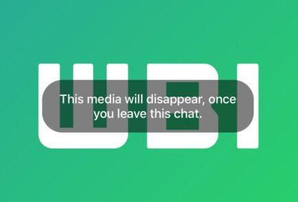 WhatsApp trabaja en fotos que desaparecen en cuanto las ve el destinatario 6