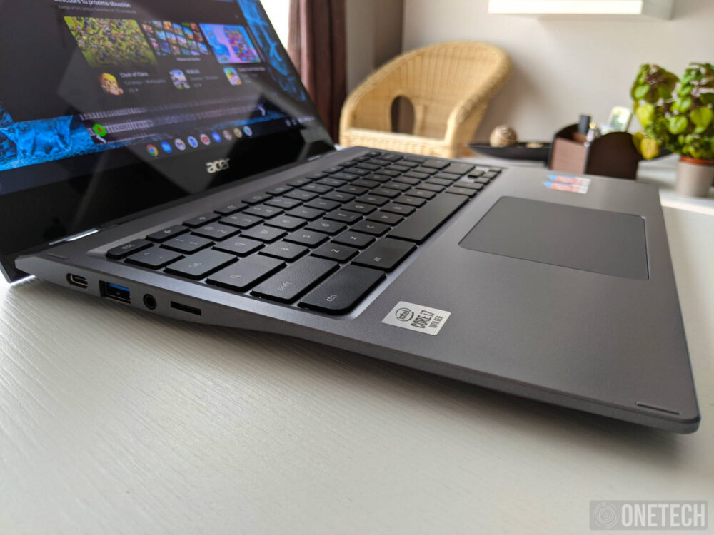 Acer Chromebook Spin 713 CP713-2W - Análisis 8