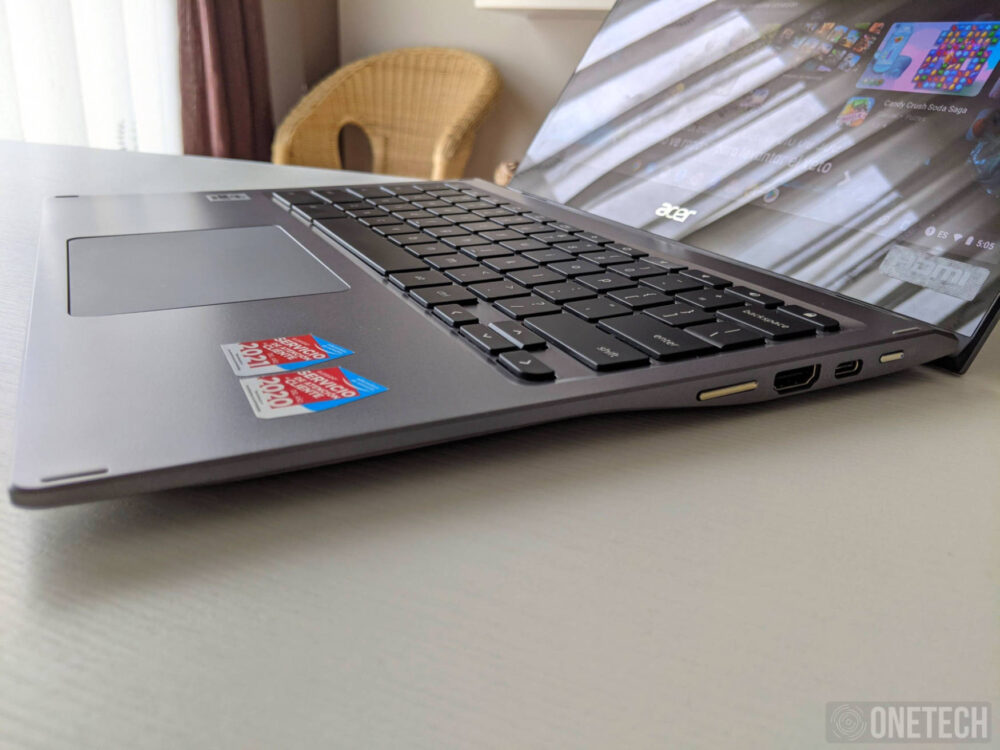 Acer Chromebook Spin 713 CP713-2W - Análisis 30