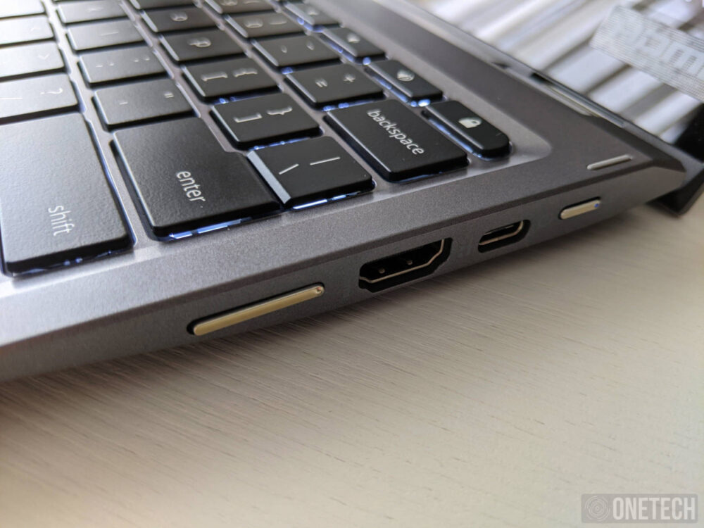 Acer Chromebook Spin 713 CP713-2W - Análisis 29