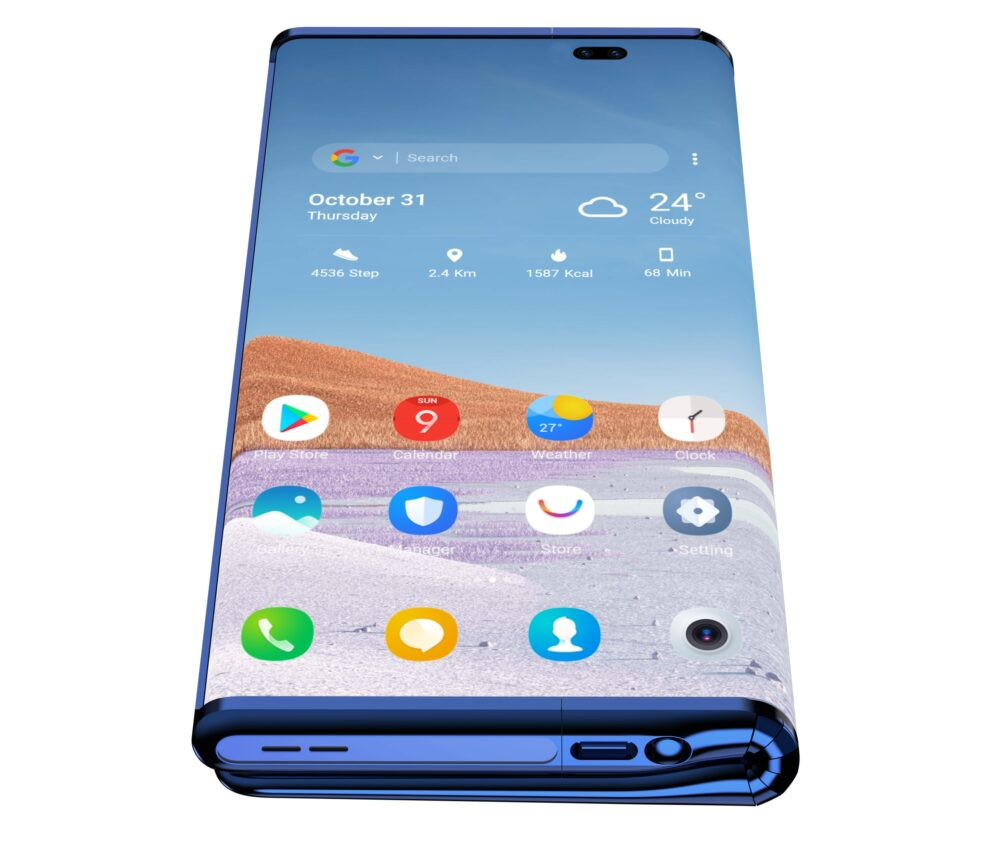 TCL Fold 'n Roll: un smartphone que se dobla y estira hasta llegar a tablet 3