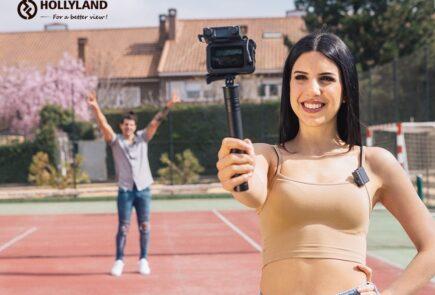 Hollyland presenta sus nuevos kits de micrófonos inalámbricos LARK 150 3