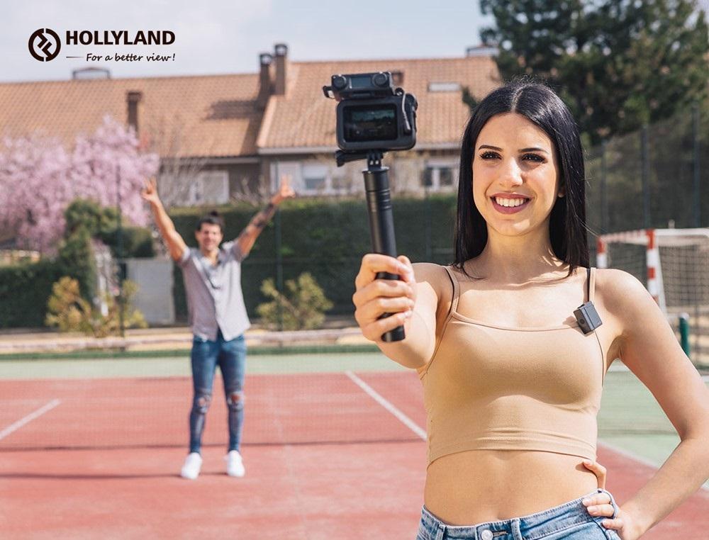 Hollyland presenta sus nuevos kits de micrófonos inalámbricos LARK 150 2