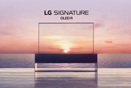 LG SIGNATURE OLED R: Llega a España el primer televisor enrollable del mundo y viene con un precio que asusta 3