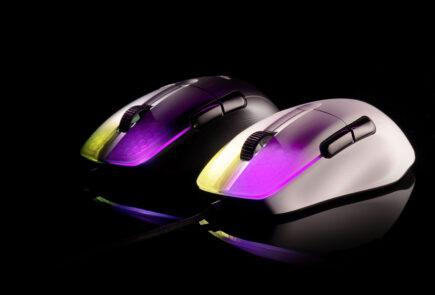 Roccat Kone Pro y Pro Air, los nuevos ratones gaming de Turtle Beach 12