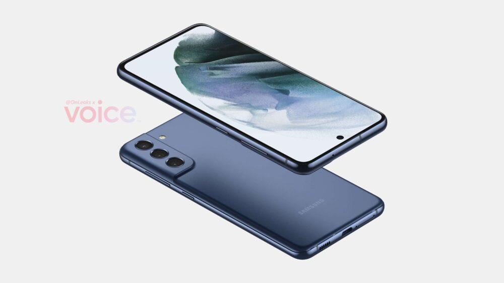 Samsung Galaxy S21 FE, aparecen los primeros rendes que nos lo muestran 2