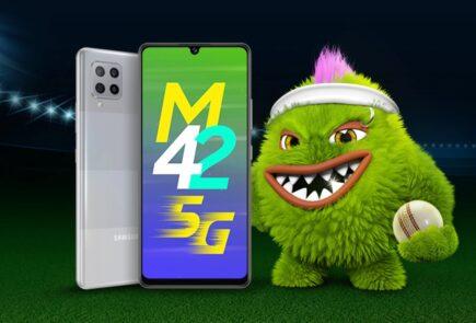 Samsung Galaxy M42 5G: el estreno del 5G en la gama Galaxy M 4