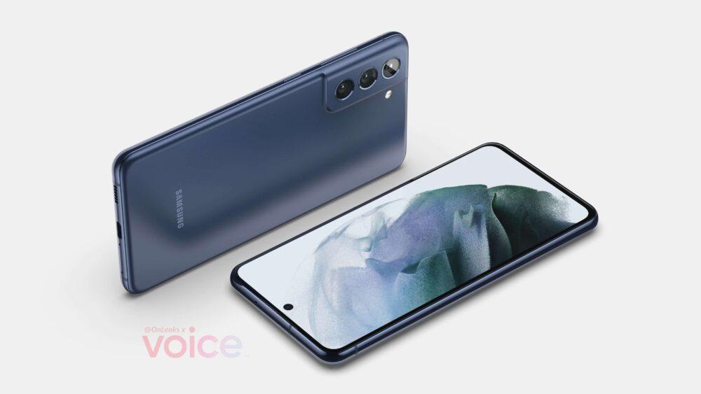 Samsung Galaxy S21 FE, aparecen los primeros rendes que nos lo muestran