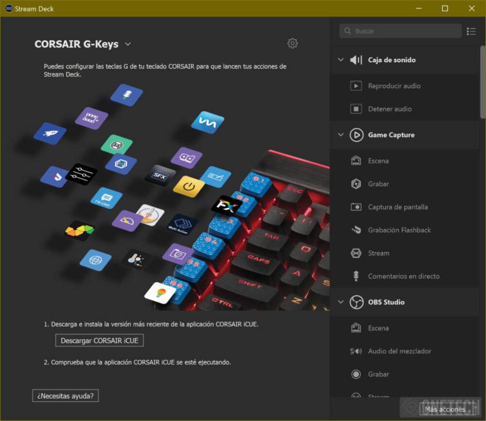 Corsair K55 RGB Pro XT: teclado compatible con Elgato Stream Deck - Análisis 15