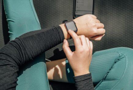 TicWatch GTH, el smartwatch que te toma la temperatura y mide la saturación de oxigeno en sangre 3