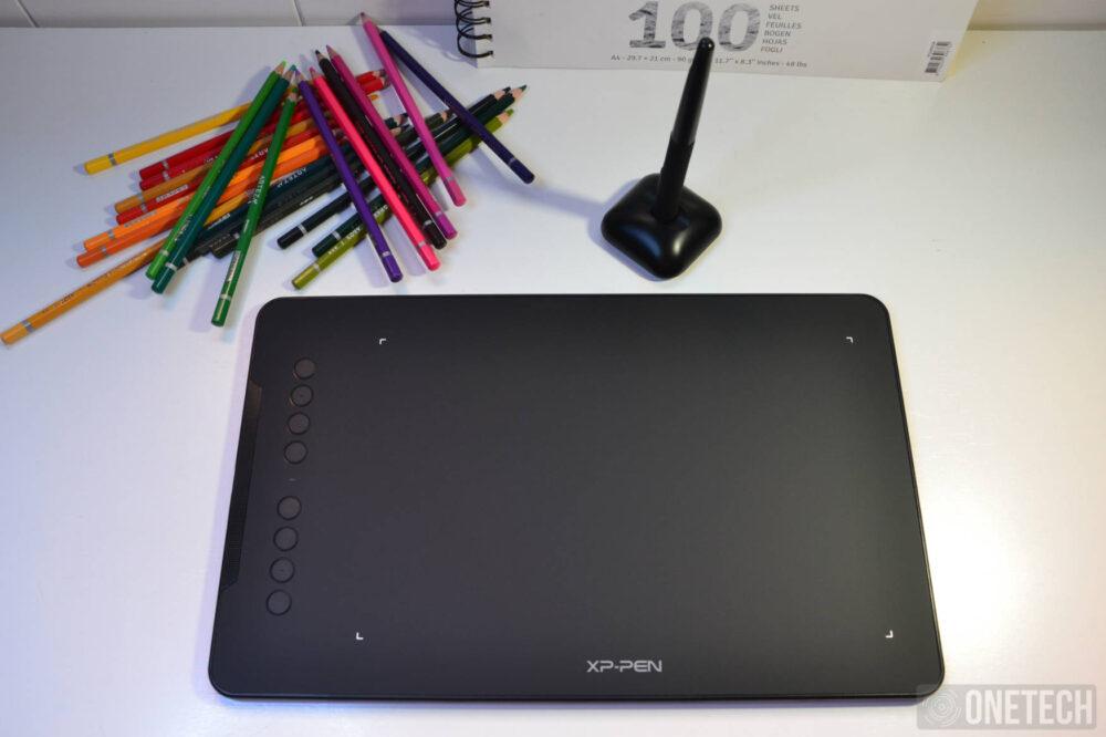 XP-PEN Deco 01 V2, una tableta gráfica con la que sacar el artista que llevas dentro - Análisis 2