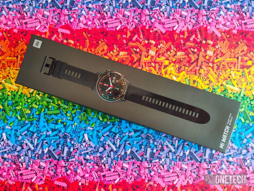 Xiaomi Mi Watch: un aspirante a mejor smartwatch económico - Análisis 26
