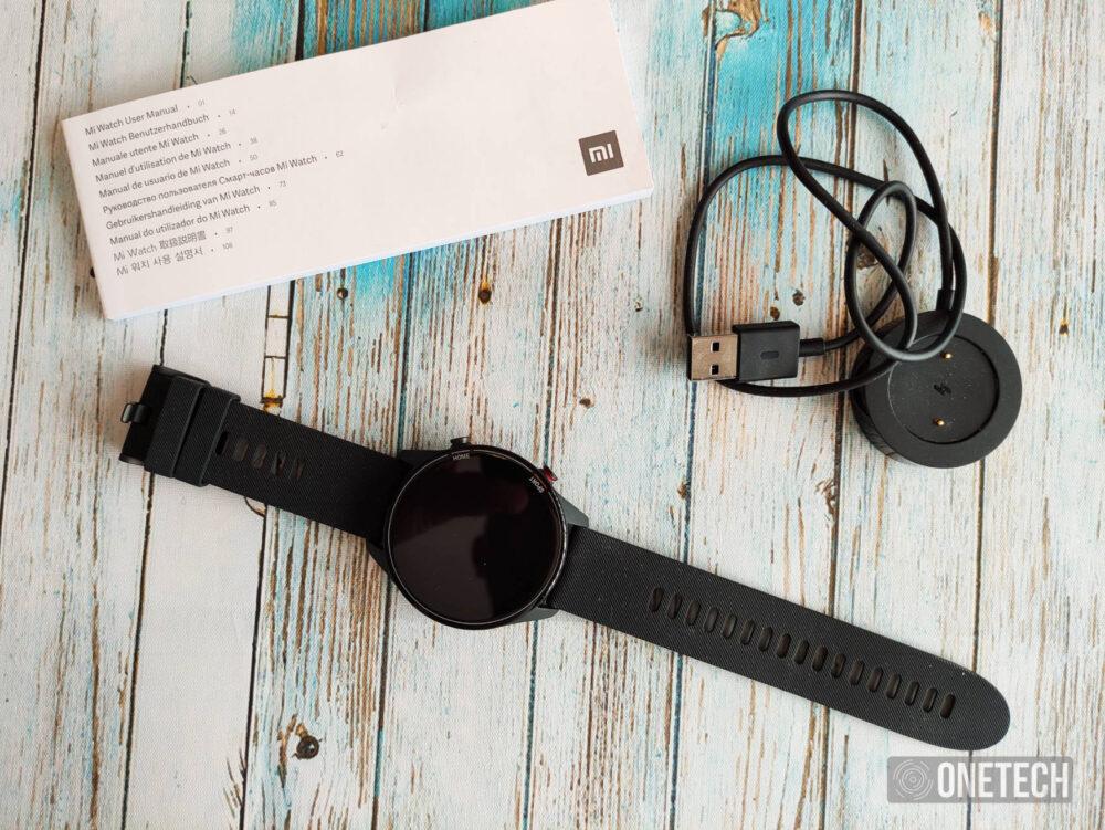 Xiaomi Mi Watch: un aspirante a mejor smartwatch económico - Análisis 28