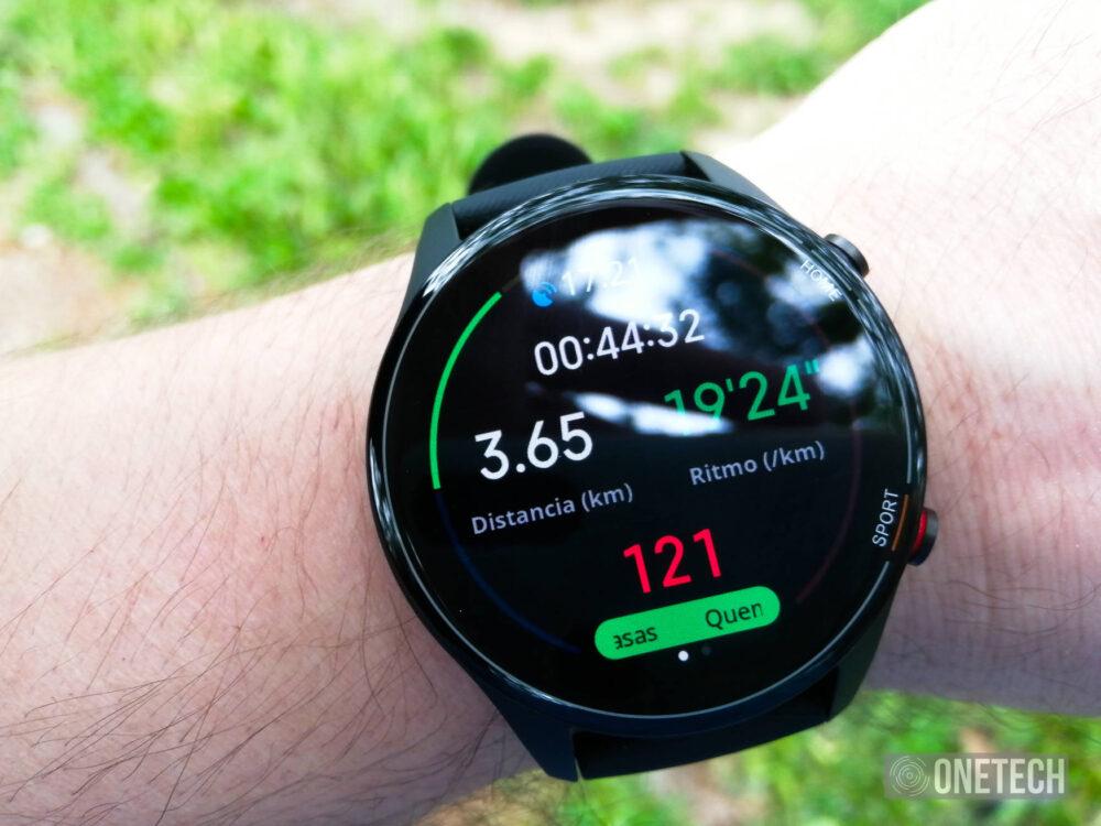 Xiaomi Mi Watch: un aspirante a mejor smartwatch económico - Análisis 41