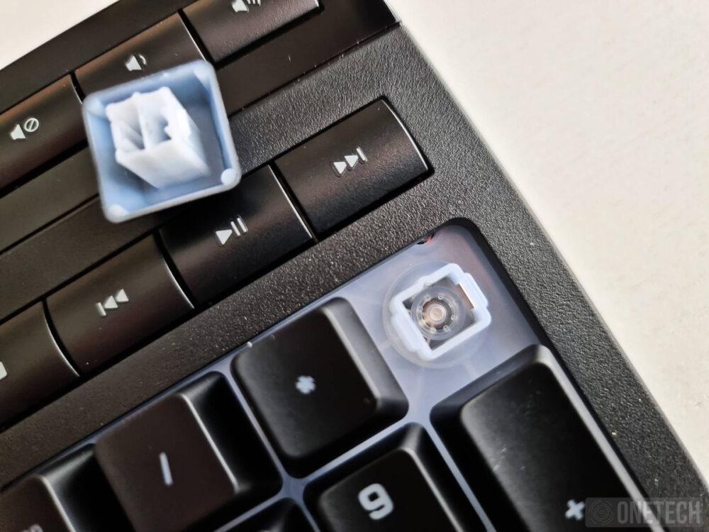 Corsair K55 RGB Pro XT: teclado compatible con Elgato Stream Deck - Análisis 7