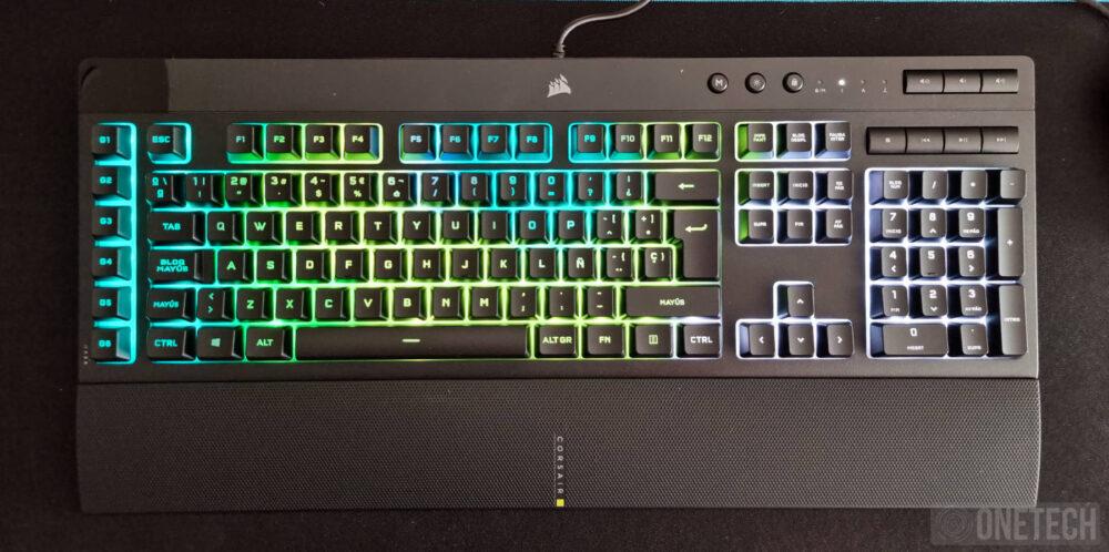 Corsair K55 RGB Pro XT: teclado compatible con Elgato Stream Deck - Análisis 23