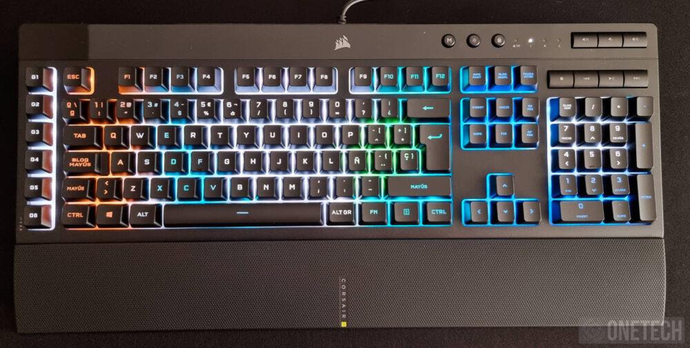 Corsair K55 RGB Pro XT: teclado compatible con Elgato Stream Deck - Análisis 22