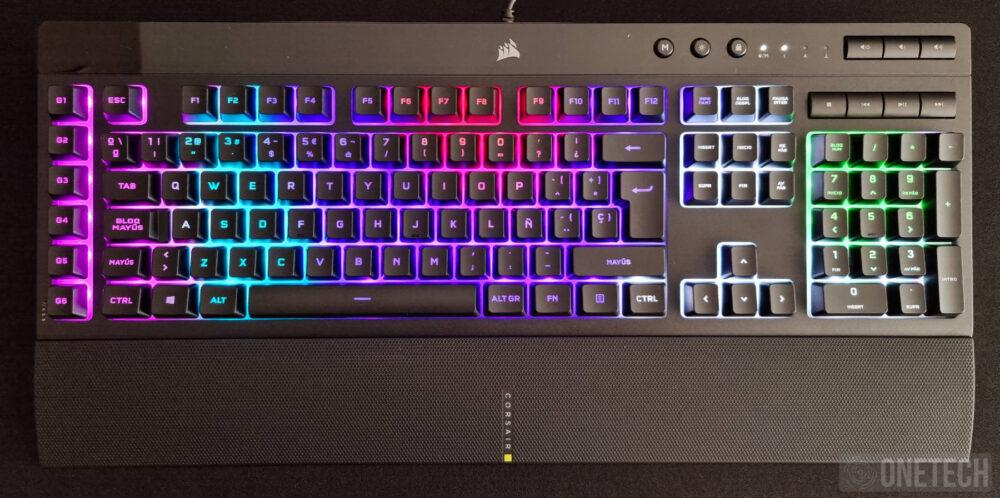 Corsair K55 RGB Pro XT: teclado compatible con Elgato Stream Deck - Análisis 17
