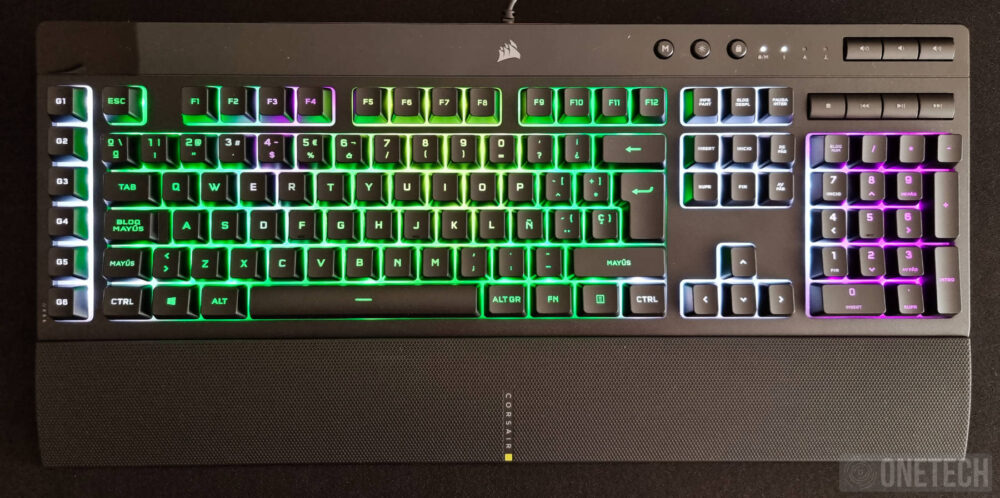 Corsair K55 RGB Pro XT: teclado compatible con Elgato Stream Deck - Análisis 18