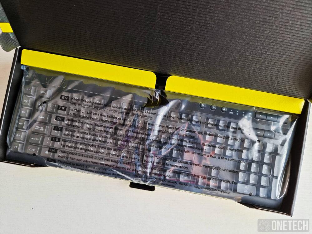 Corsair K55 RGB Pro XT: teclado compatible con Elgato Stream Deck - Análisis 35