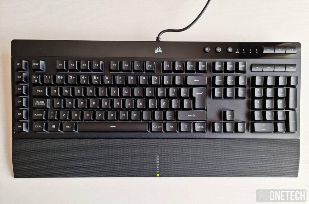 Corsair K55 RGB Pro XT: teclado compatible con Elgato Stream Deck - Análisis 29